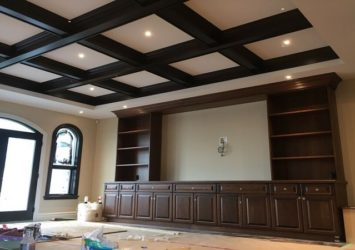 Custom Millwork/Kitchen Refacing/Finish Carpentry
